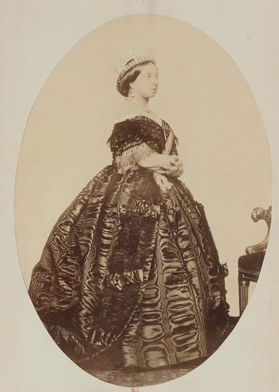 1864. Королевская семья Великобритании