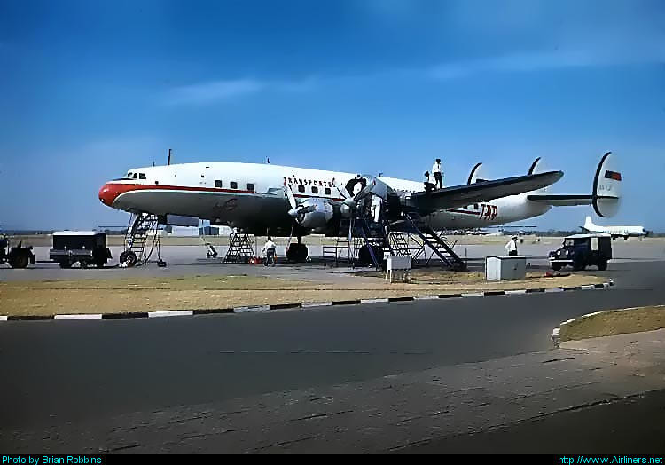 Super Constellation, Salisbúria (B. Robbins, 1959)
