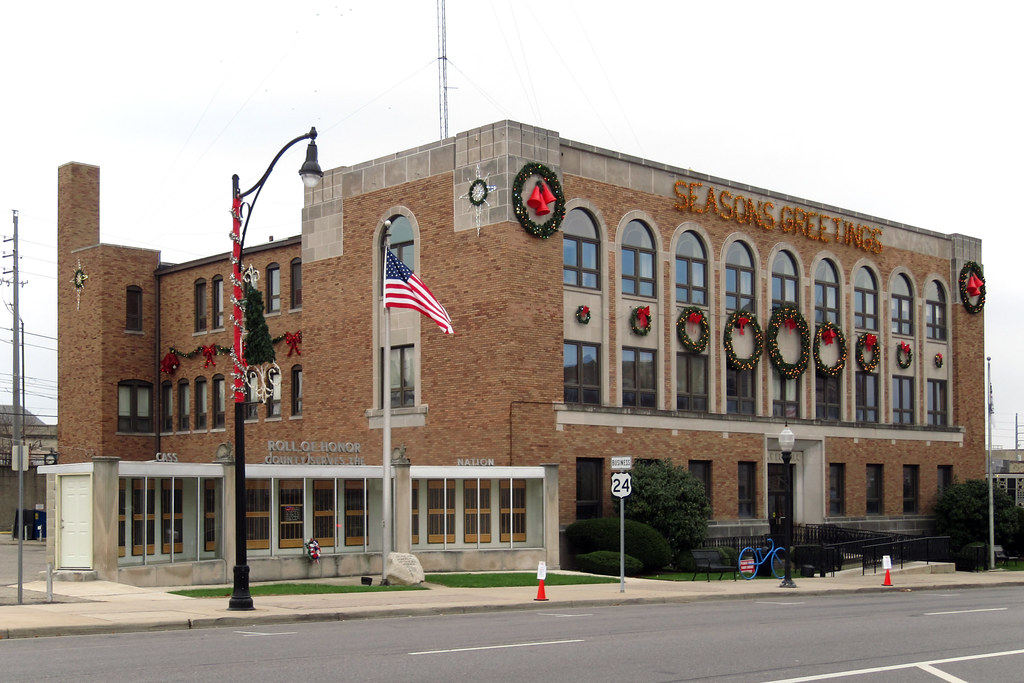 Logansport City Building