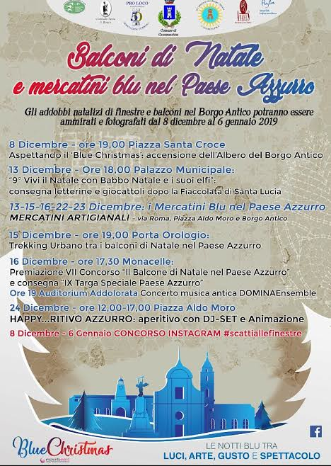 Balcone Natale Casamassima 2018 (2)
