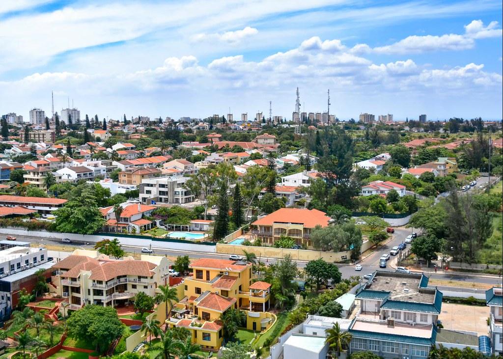 Suburban, Maputo, Mozambique