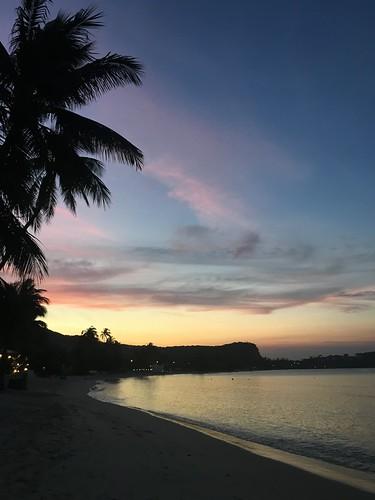 サムイ島 今日の夕焼け Koh samui sunset