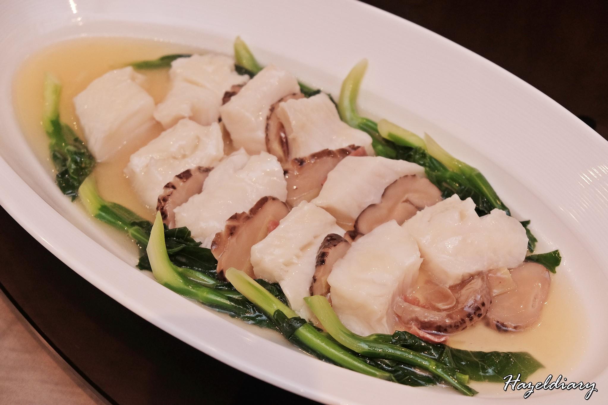 jiang Nan Chun Four Seasons Hotel Singapore-CNY Fish