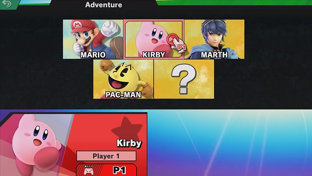 Super Smash Bros Ultimate - Character Unlock