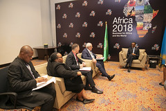 Africa 2018 Forum | Sharm El Sheikh, 08 December 2018