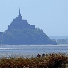 Mont-Saint-Michel, France - Photo of Angey