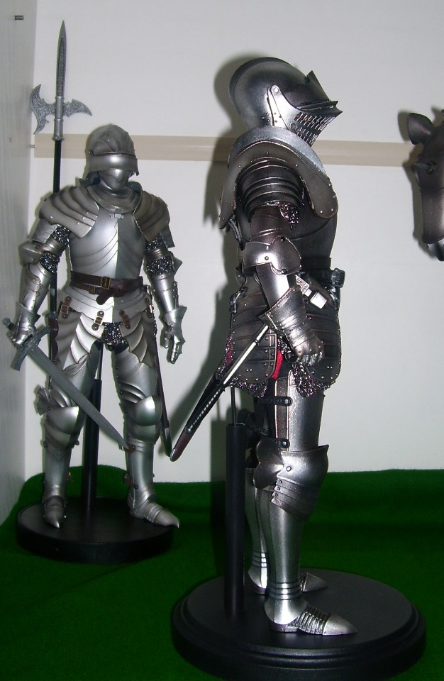 COOMODEL 1/6 Empire Series - (New Lightweight Metal) Milanese Knight 46285599854_97a7085812_o