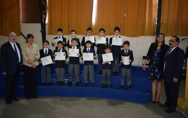 Premiación Académica ISV 2018 (Galería 2)