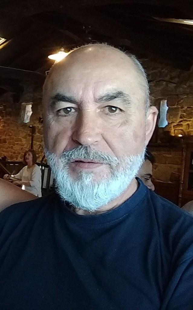 Joserra Bilbao Otaola- 67 urte- Ahobizi- San Inazio- Erretiratua