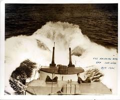 USS Hawkins (DD-873), Gearing-class Destroyer, Iwo Jima