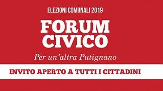 forum civico putignano