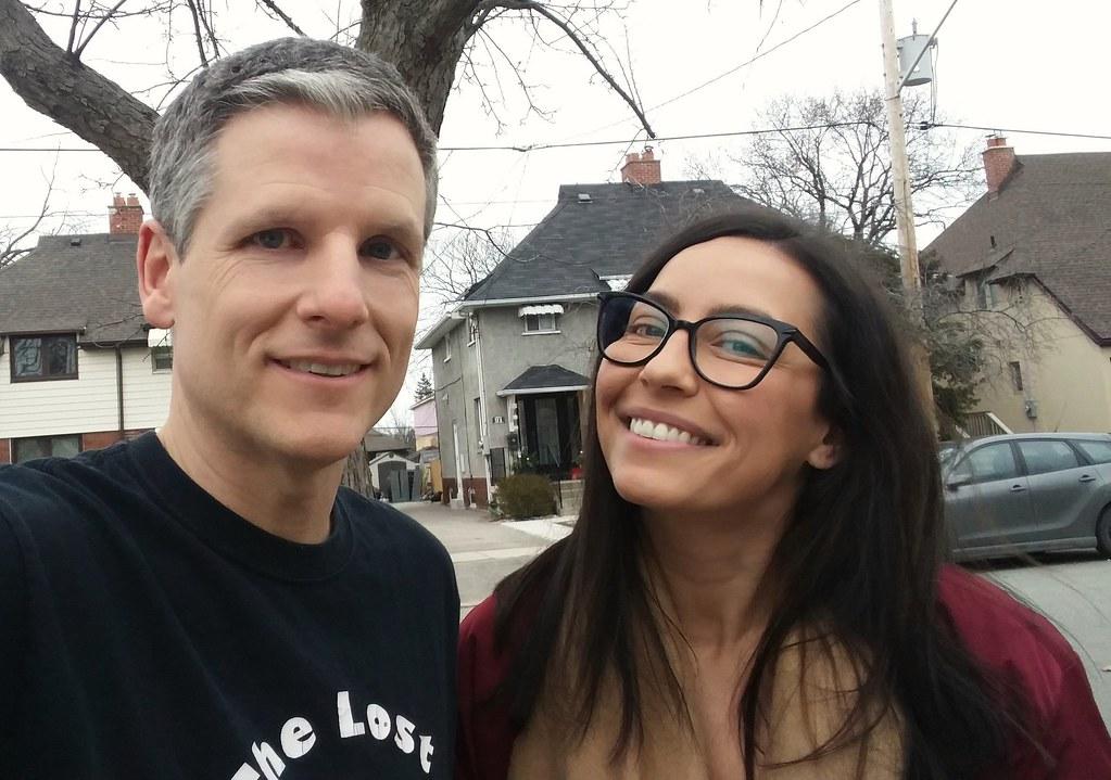 Ashley Docking and me