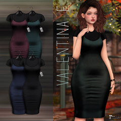 NEW! Valentina E. Mia Tank Dress @ Equal 10!