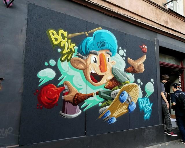 Graffunk w BC24