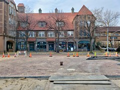 The Bricks Are Slowly Being Put Back Into Station Square