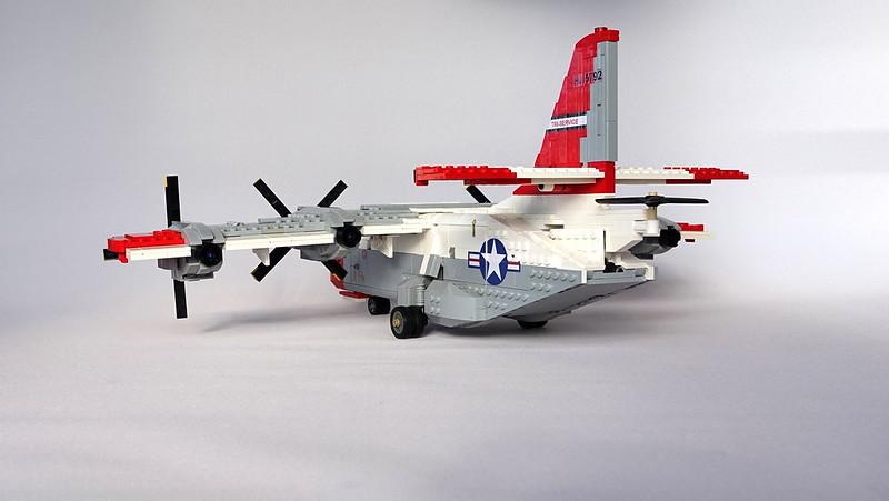 LTV XC-142 7