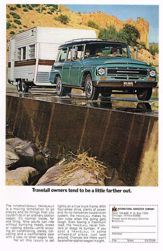 1968 International Travelall