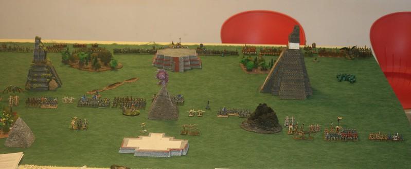 [4000 - Orcs+HL vs Khemri] La bataille des pyramides noires 47328342942_b5e7887111_c