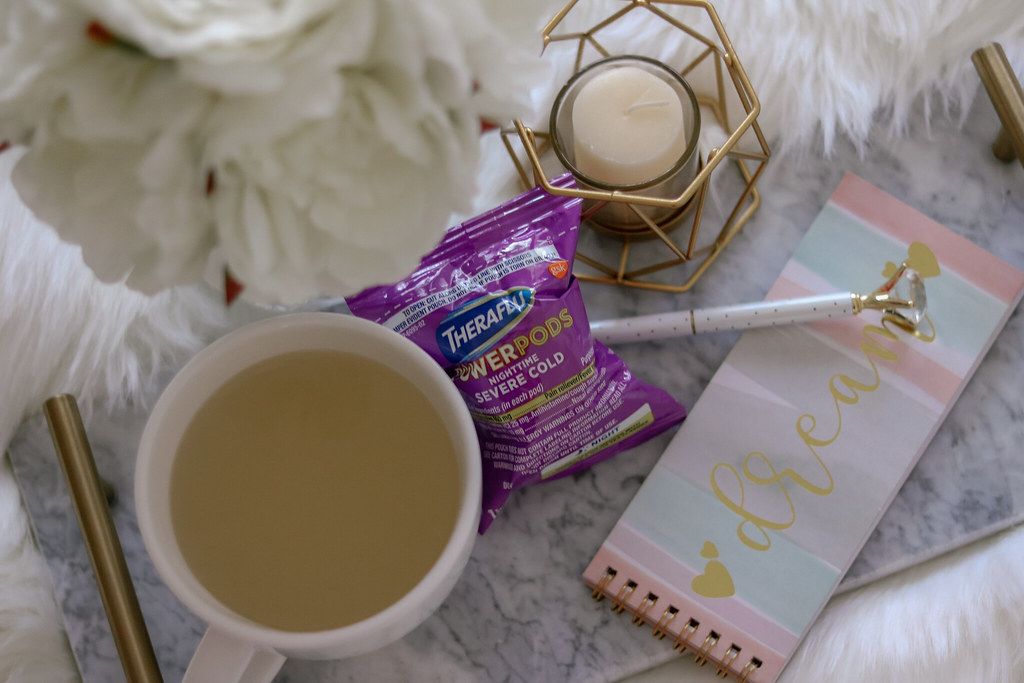 How to Get Fast Relief from Cold and Flu Symptoms this Season #TherafluWalmart