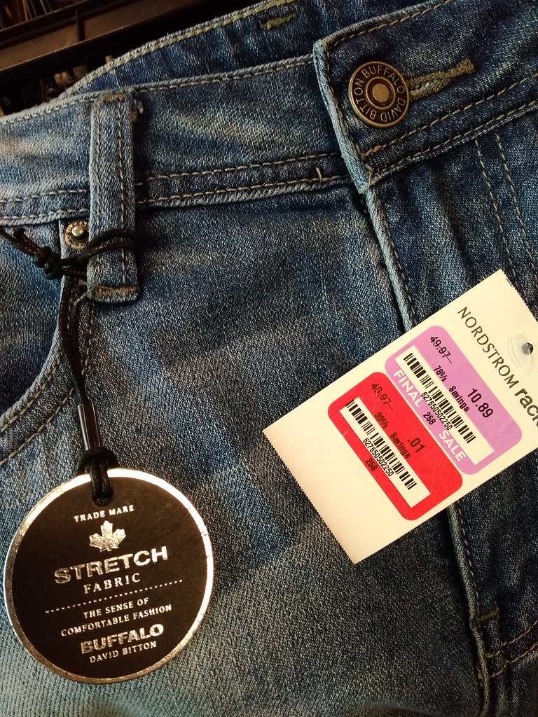 Jeans $0.01