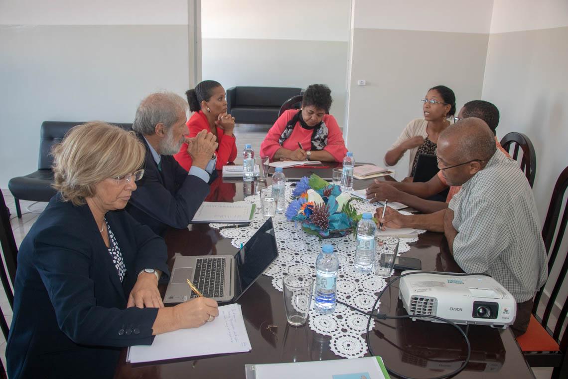 Associação Causa Maior, Portugal reúne-se com Conselho Diretivo da FaED