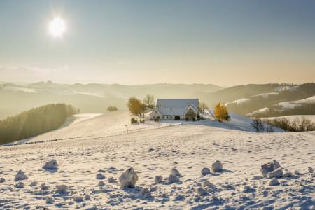 Zimní turistika ve Vídeňských Alpách: tipy