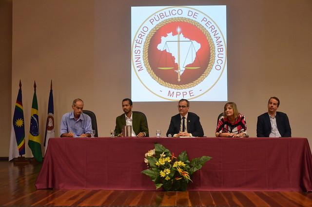 II Seminário Alimenta Ação - Promoção e Fortalecimento do Sistema Nacional de Segurança Alimentar e Nutricional em Pernambuco