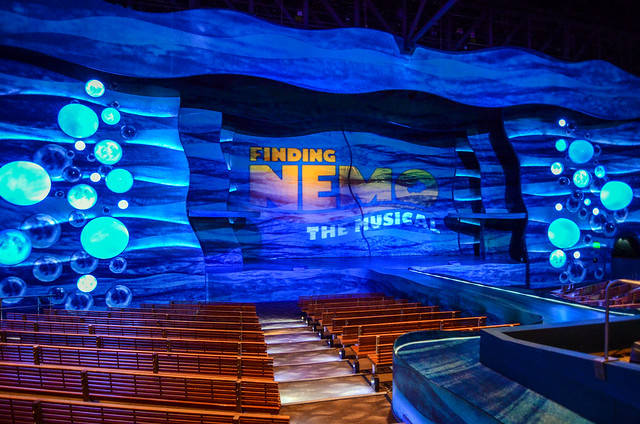 Finding Nemo Musical, Nikon D7000, AF DX Fisheye-Nikkor 10.5mm f/2.8G ED