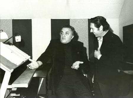 Fellini e Maldesi