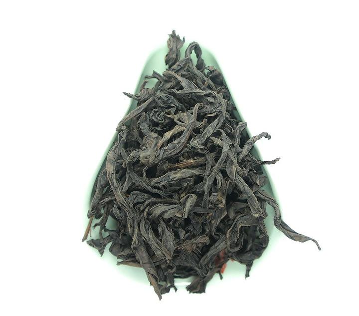 2018 Spring JIN FO Shou Old Bush Medium-heavy Roasted Special Grade Wuyi Yancha Oolong