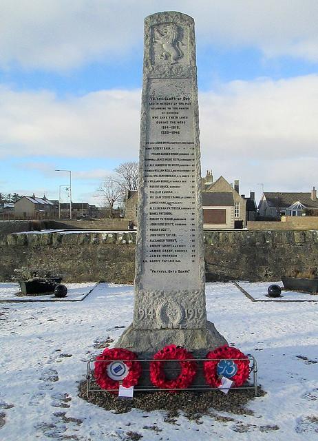 Crimond War Memorial