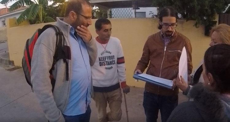Adelante Andalucía pide a Junta y Ayuntamiento que ordenen el paso del Arroyo Cachón