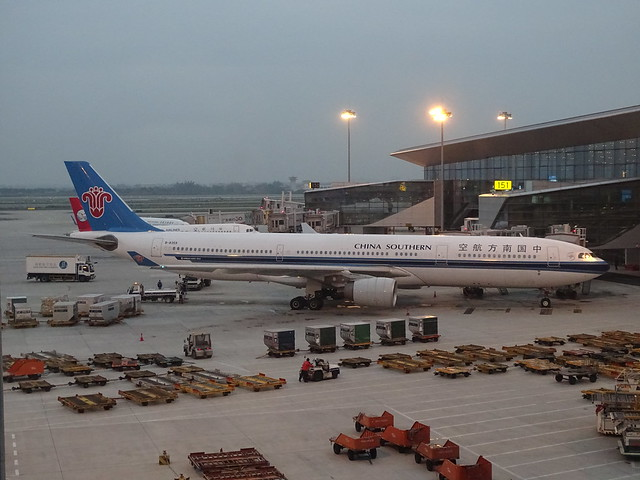China Southern Airlines Airbus A330-300 B-8359