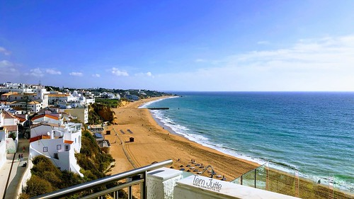 Room with a view, Albufeira, Portugal - 2022