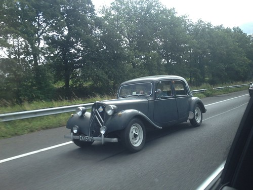 Citroen Traction Avant.