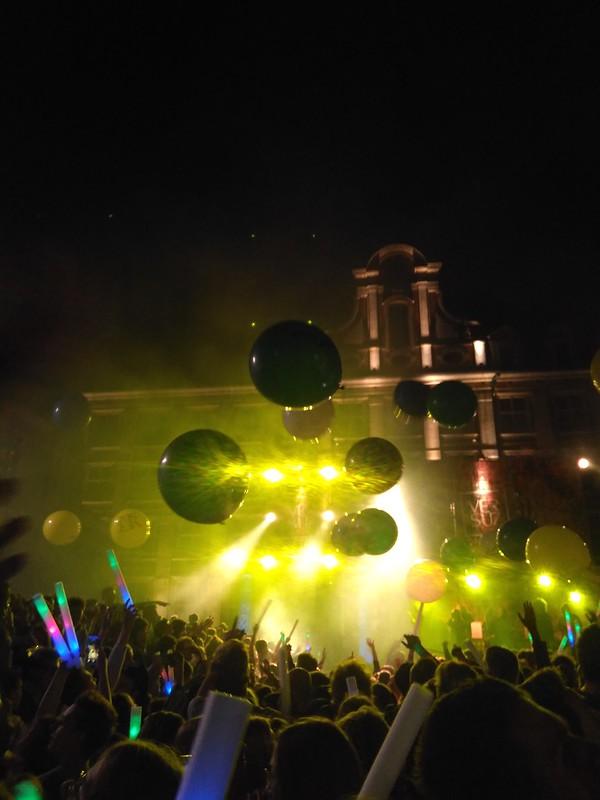 Fiesta en Lovaina