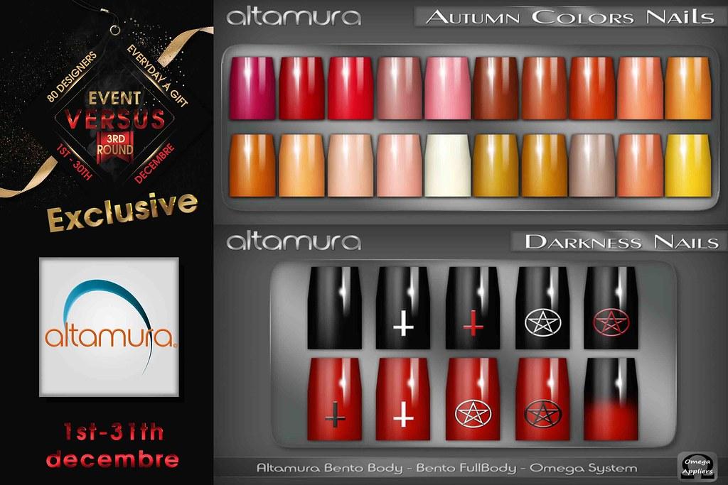 Versus Event Exclusive Altamura - TeleportHub.com Live!