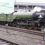 Tornado on the Cumbrian Mountaineer