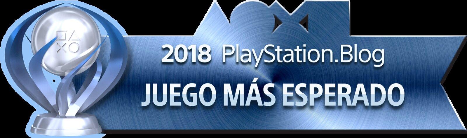 Most Anticipated Game - Platinum