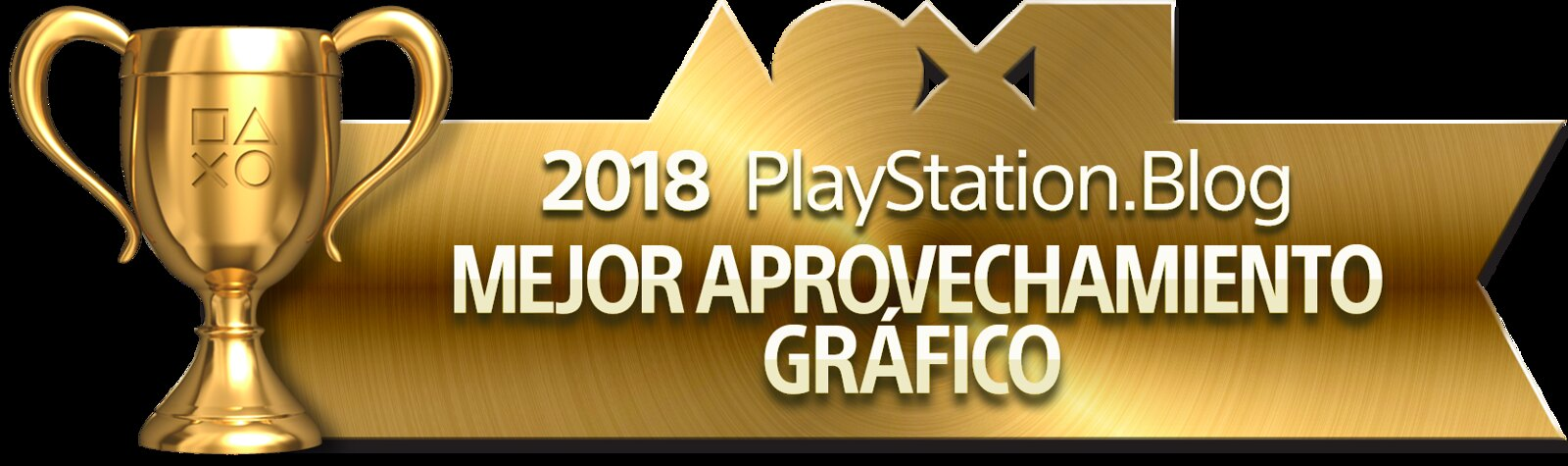 Best Graphical Showcase - Gold
