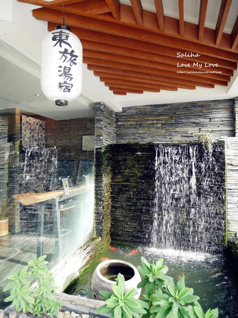 宜蘭礁溪住宿泡湯溫泉旅館推薦東旅湯宿價位心得房價 (2)