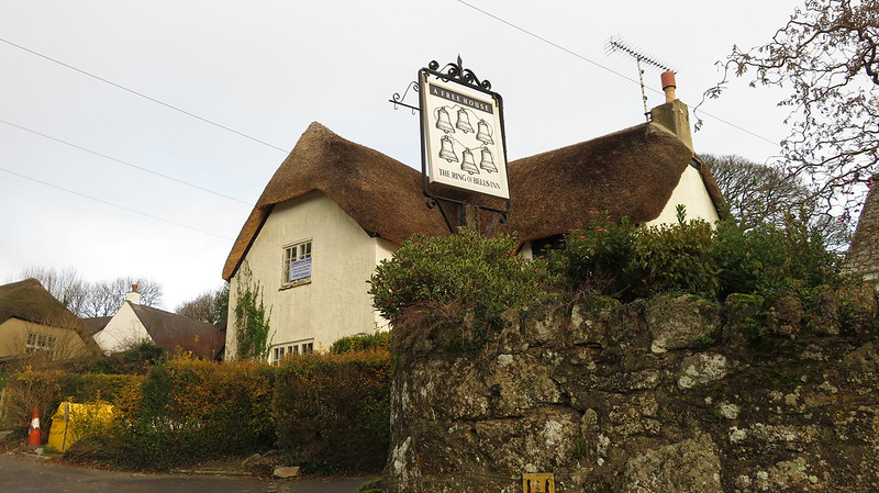 Ring O' Bells in North Bovey