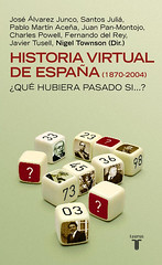 Nigel Townson, Historia virtual de España