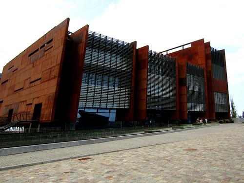 European Solidarity Centre in Gdansk