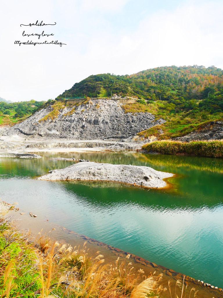 台北陽明山北投行義路ig打卡拍照必玩必拍一日遊景點推薦硫磺谷 (6)
