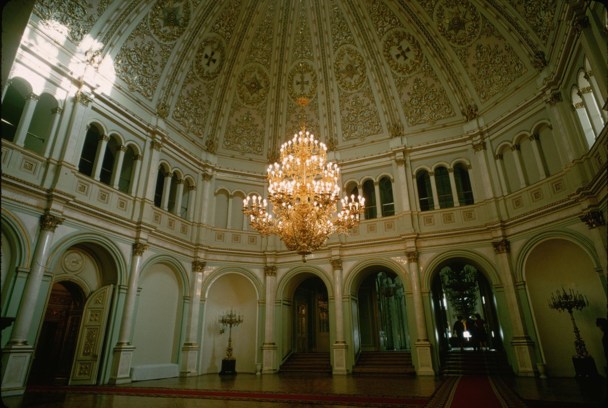 1964. В Кремлевском дворце  (5)