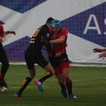 U16 National Cup Semi Final v Currie Jan 2019 @ Oriam
