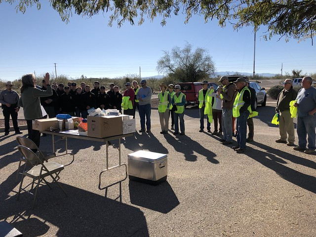 AAH-All the Way to the Border Clean up 2019