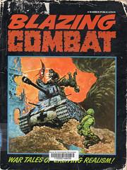 Archie Goodwin, Blazing combat
