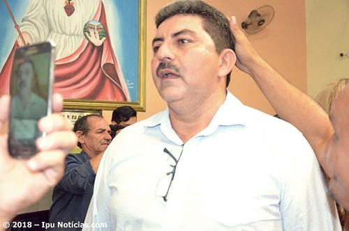 Vereador é eleito presidente da Câmara pela 4ª vez consecutiva em Ipu